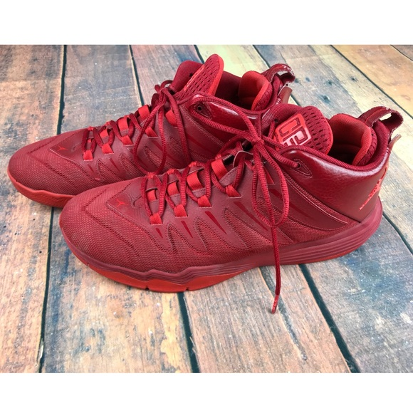 quality design 637c4 8c35a Jordan Other - Men s Air Jordan CP3 Red Basketball Shoes